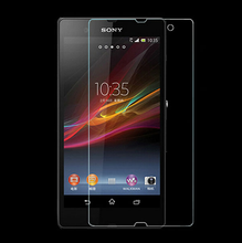 Premium Front Film Tempered Glass For Sony Xperia Z1 Z2 Z3 Z4 Z5 X XA Performance SP M35H V LT25i Screen Protector