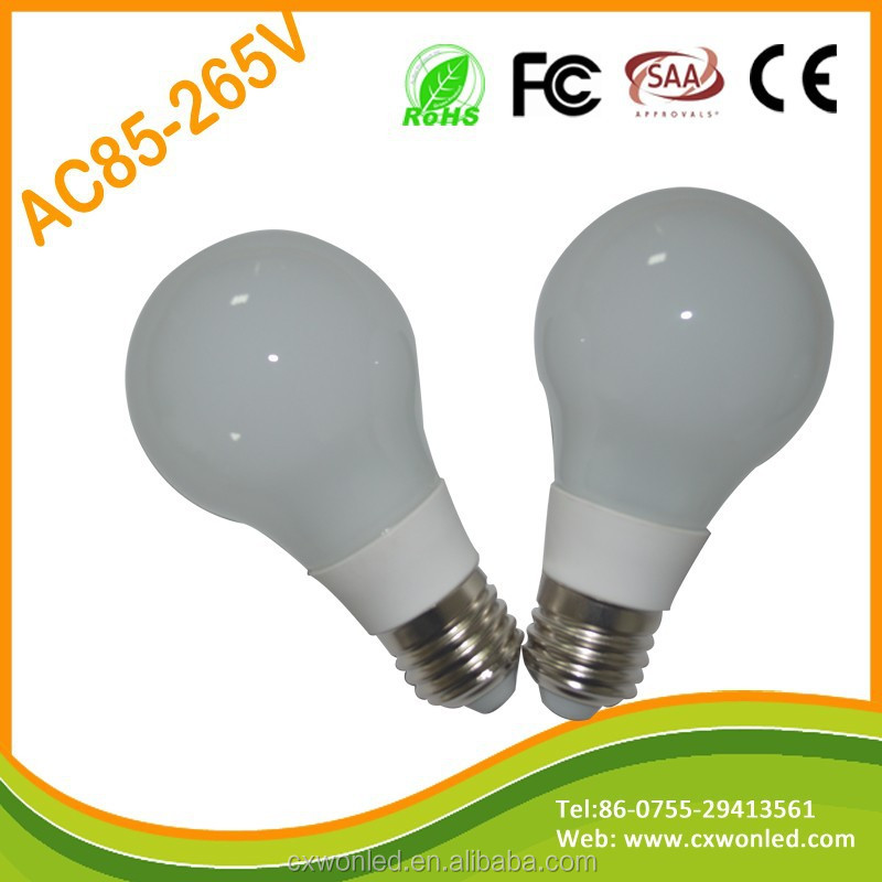 China Manufacturer Energy Saving Warm White 3000K 9W Dimmable LED Bulb E27 220v 1000lm