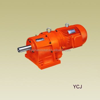 YCJ series gear motor\reducer\gear box
