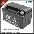 12v motorcycle battery with high capacity