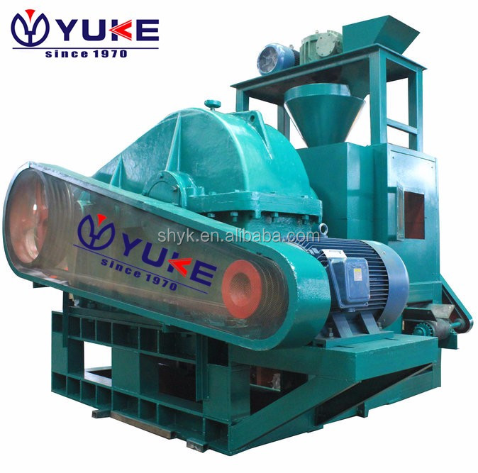 Factory best quality briquette machine/charcoal briquette machine/coal ash brick making machine