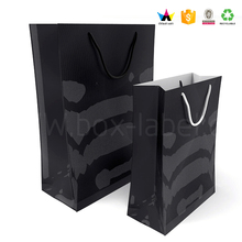 China supplier smart shopping paper bag for clothes