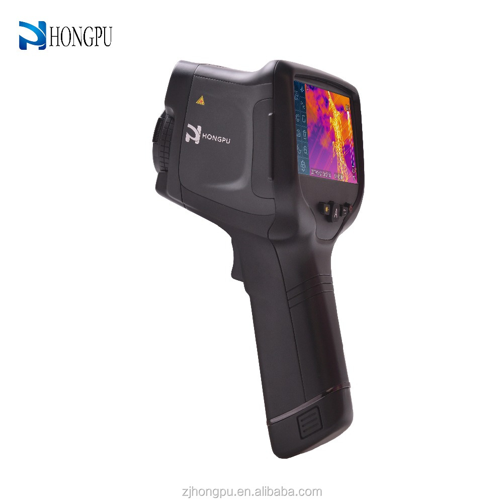 Infrared thermograph S300 touch screen 4.3 inches 384*288 resolution Small volume and light weight