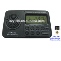 Phone voice recording box Standalone Telephone recorder