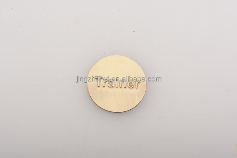 Hot sell zinc alloy coin pendant