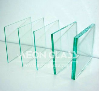1mm-19mm commercial laminated Building Glass