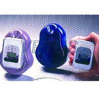 AZ8828 Waterproof housing design , screen displays temperature and humidity logger