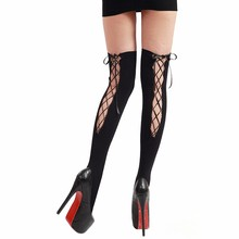 China manufacturer durable Soft Sexy Girls Fashion Tube Stocking