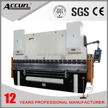 WC67K Hydraulic Press Brake with CNC controller DA41 plate bending machine drawing