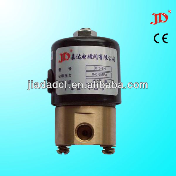 (3 way gas valve)solenoid 3 way valve air(mini solenoid valve)