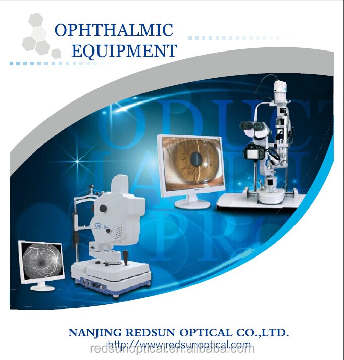 best quality China ophthalmic equipment