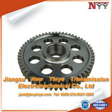 pinion forged gear of subway parts