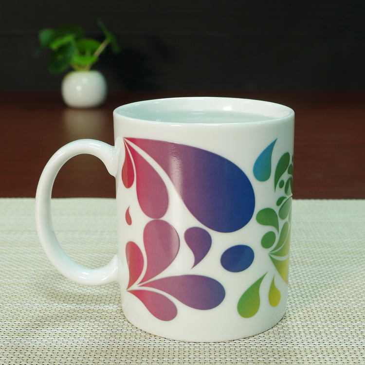 Islamic Wedding Favors Gifts Sublimation Magic Mug Promotional Cup