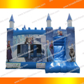 winter wonderland inflatable bouncy castle