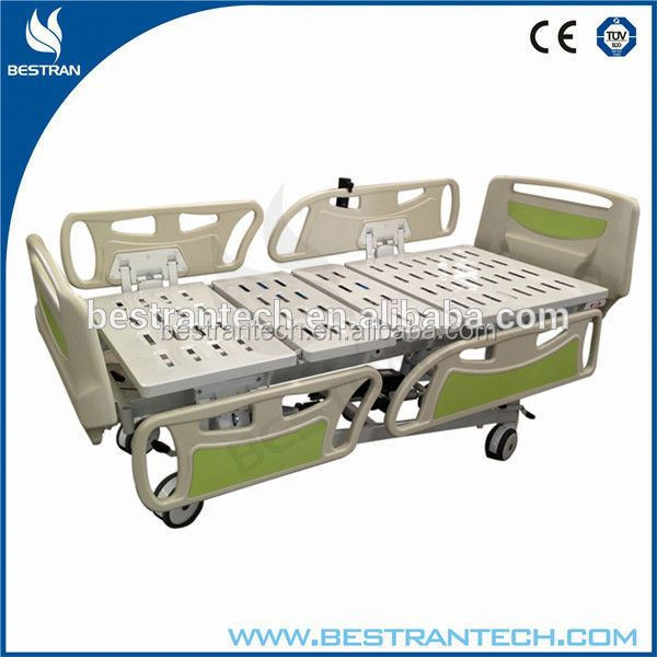BT-AE006 colorful modren type electric hospital patient care medical bed