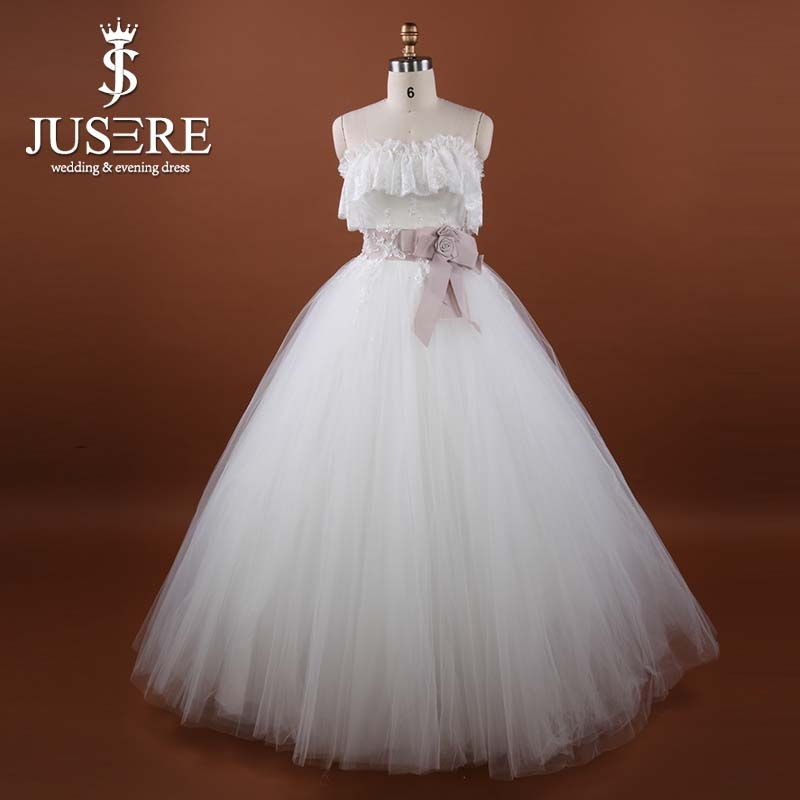 Professional Manufacturer Bangkok Puffy Princess Ball Gown Wedding Dress