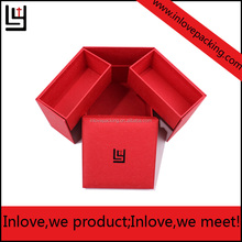 Chinese Red Gift Boxes Packaging With New Design