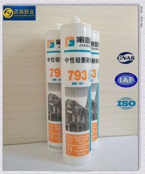 High Temperature Structural Marble Silicone Sealant