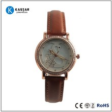 HOT SELLING!!! alloy bracelet ladies watch western wrist watches, pure gold wrist watches, matt color dial watches lady