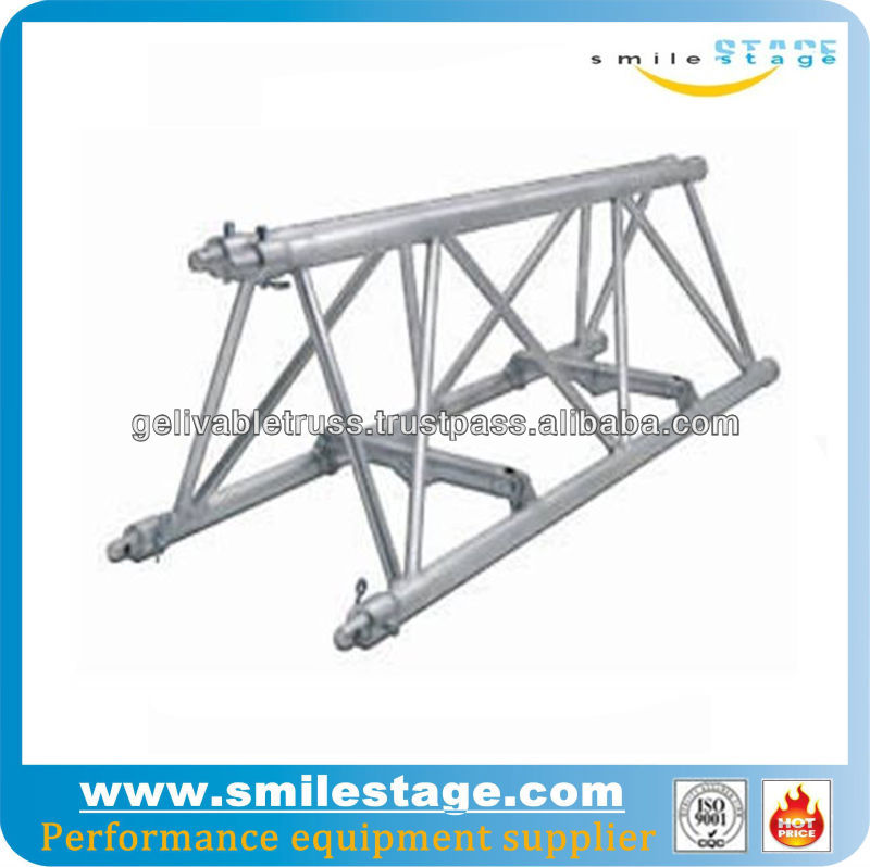 Latest promote price of aluminum truss for music instrument
