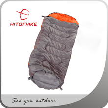 Disposable cold Weather Mummy Camping double layer sleeping bag