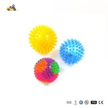 Customized Hot Selling anti burst gym ball fitness massage ball for kids