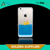 yellow duck custom plastic phone covers TPU case for iphone 5