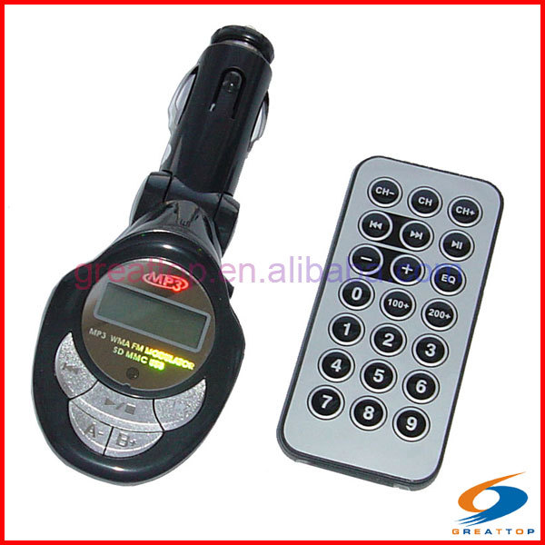 car usb player fm transmitter and receiver circuit
