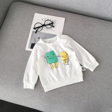 Customized Logo Pattern Baby T-Shirts Clothes