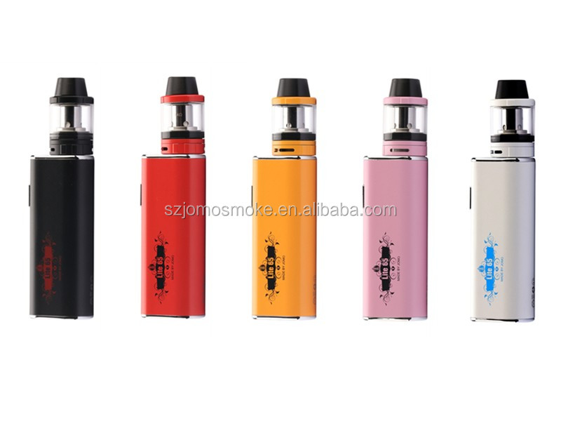 Jomotech 2016 New Arrival Sub Mod Kits 3000mah Lite 65w Smoking high voltage vaporizer e cigarette