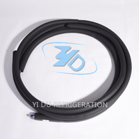 rubber plastic coated tube or pipe, oem air conditioner plastic parts for floor standing air conditioner