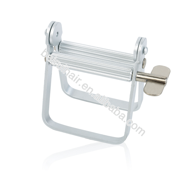 Wholesale salon hair color tube squeezer metal tube squeezer