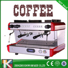 hot water and stream system commercial automatic espresso commercial coffee making machine for sale