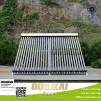 European Style Evacuated Solar Collector Heat