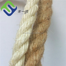 Agriculture Used Natural Sisal Twisted Decorative Hemp Rope For Sale