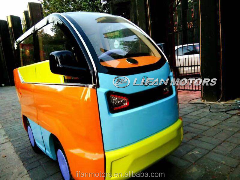 Lifan 2 Seats Electric Mini Car