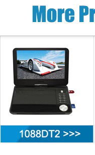 "gold supplier 7"" color TFT-LCD DC12V AV input lcd car tft monitor"