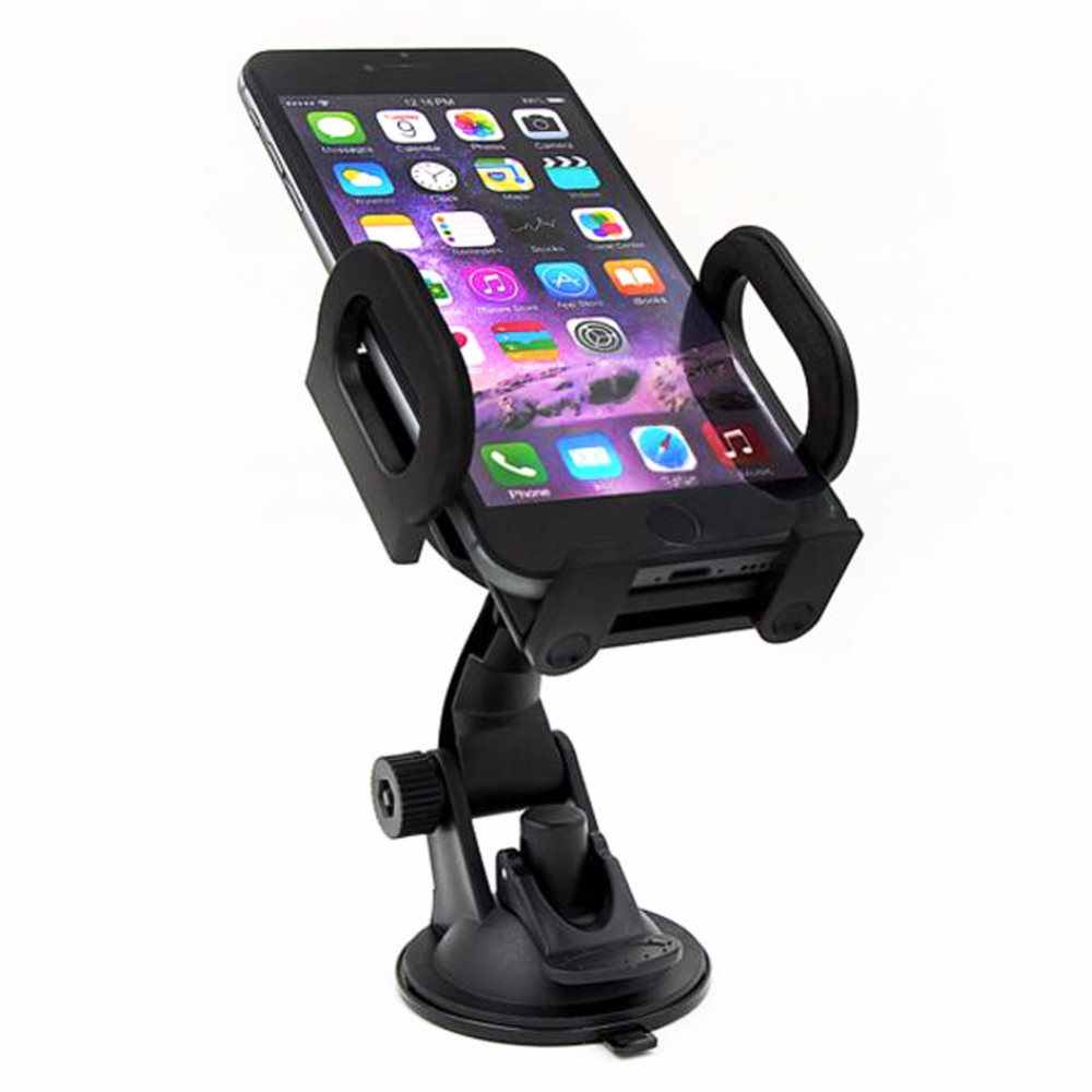 Hot selling Universal HLS023 Adjustable 360 degree rotating car phone holder for dashboard
