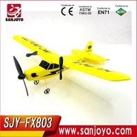 Radio remote control plane toys glider RC airplane aviao de controle with avion rc aircraft model toys Kids Child Toys fx803