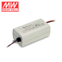 Meanwell 12W 240V to 15V AC Constant Current Led Driver 220V Transformer 0.8A Led Power Driver APV-12-15