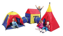 Hot sale Kids play tent sets Discovery kids play tent