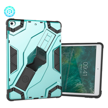 New patent Tablet cover for Ipad 5 with hand belt hybrid tablet case for ipad 2017 cover