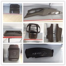 Custom Made Cast Nodular Iron Agricultural Machinery Parts Shell Mould Casting