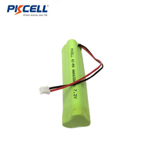 Top Sale Rechargeable AAA 600mAh 7.2V NI-MH Battery Pack For Power Tool