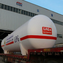 China Supplier LPG storage equipment