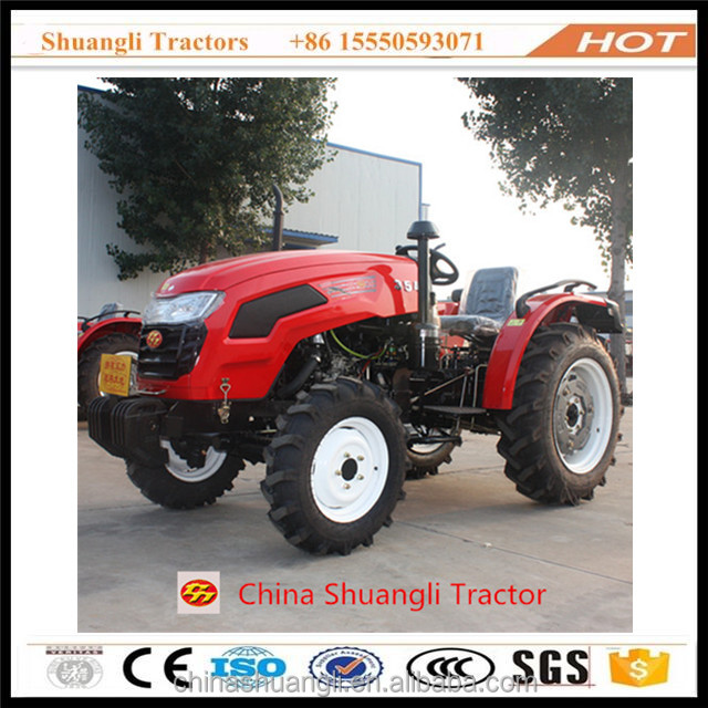 Alibaba wholesale new type best price 35hp tractor