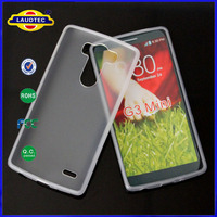 High Quality TPU Gel Soft Back Cover Case for LG G3