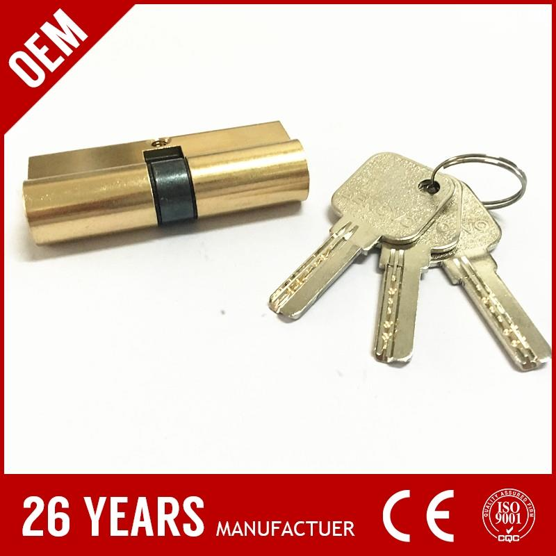 OEM zinc brass key key lock kids with low price