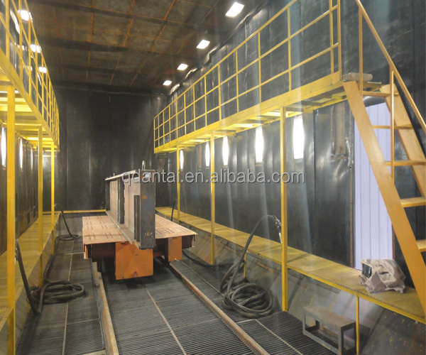 Q26 series Sand blasting room/shot blasting machine equipment machinery/wheel blasting equipment/cleaning