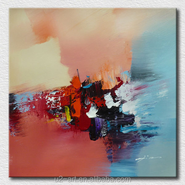 Decoration new abstract painting canvas for wall